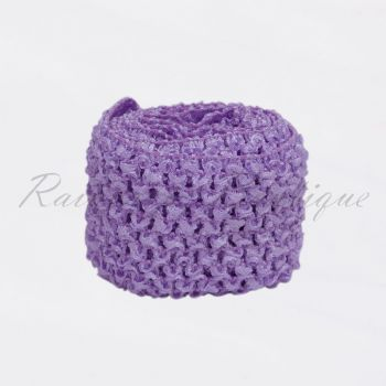 Lavender band By The Metre 2.75 Inches